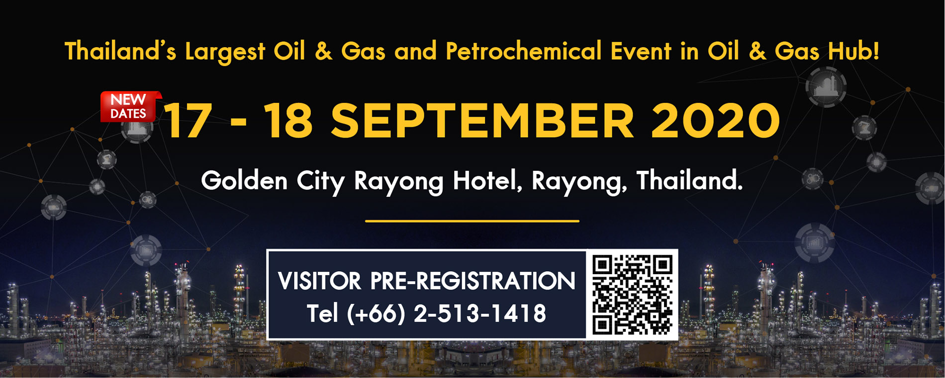 THAILAND OIL & GAS ROADSHOW 2020